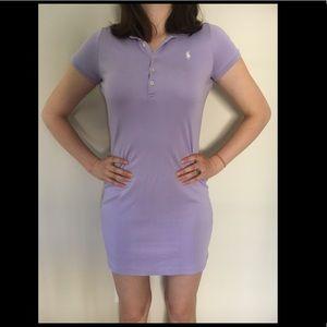 Purple Ralph Lauren Polo Dress!